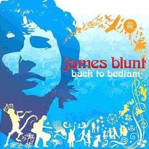 Cd James Blunt - Back to Bedlam