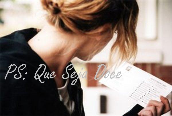 P.S.: Que seja doce!
