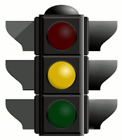 traffic light  history