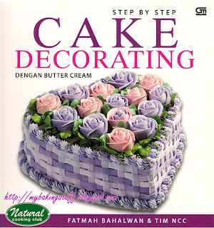 Step By Step Cake Decorating Dengan Buttercream