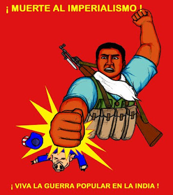 lUCHA ANTIIMPERIALISTA EN LA INDIA