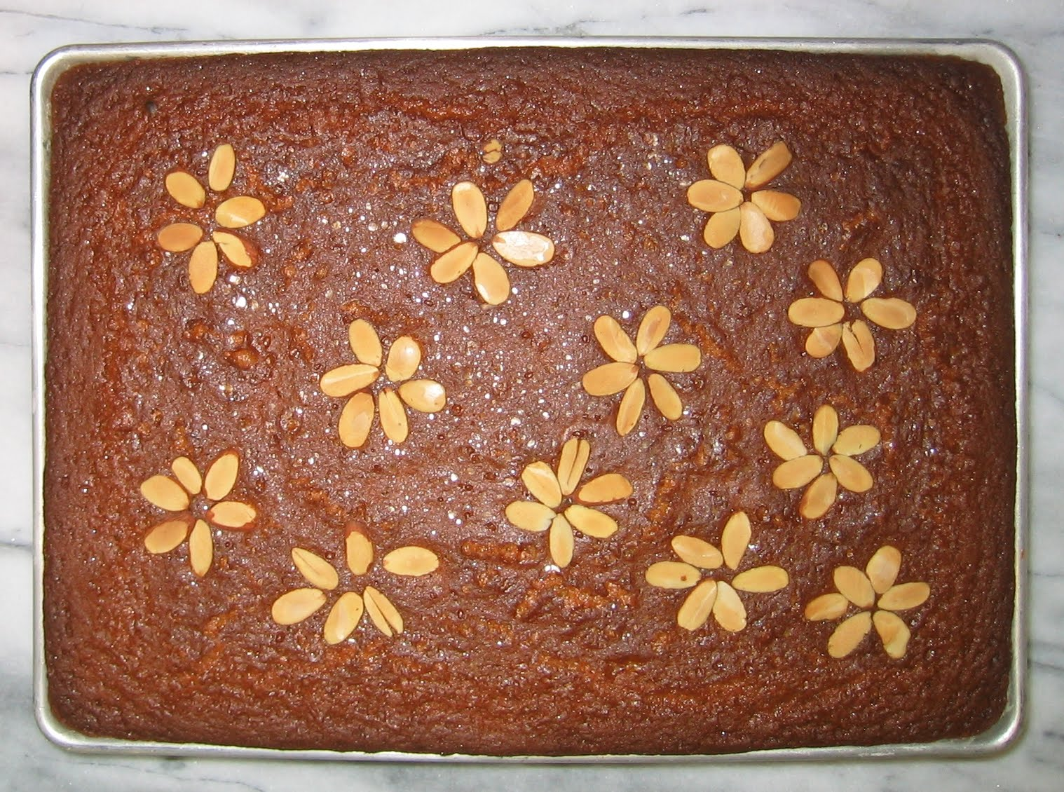 honey cake with jewish holidays and my mom since childhood honey cake ...
