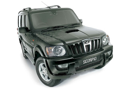 Muscular Scorpio: New Model Launched by Mahindra & Mahindra - New Cars
