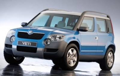 Skoda Yeti Small Car India, Skoda To Launch Yeti in June 2010, Skoda to launch Yeti in India, Skoda to launch Yeti by June