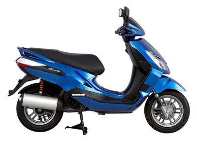 New Bajaj Scooter Blade