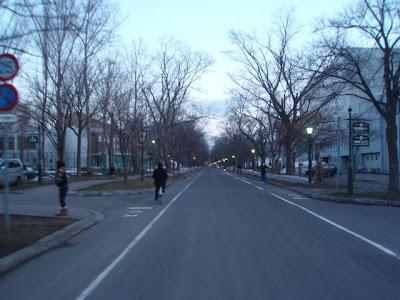 北大メインストリート