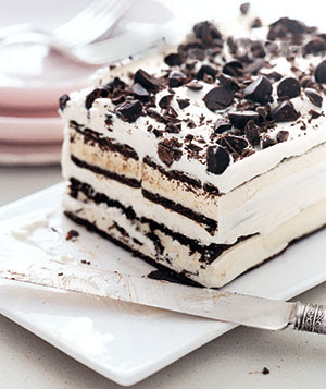 make ice cream cake