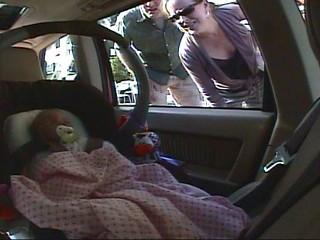 Dead Baby in Hot Car