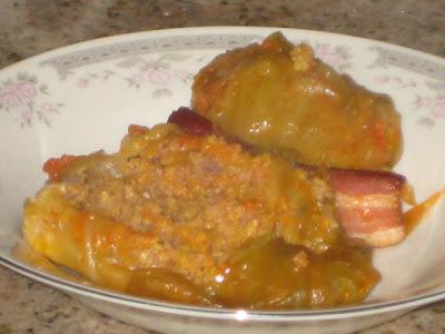 Articole culinare : Sarmale cu malai (pisat )