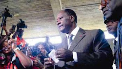 Le Président Ouattara face à son destin