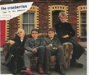 Watch The Cranberries' Ode To My Family music video below