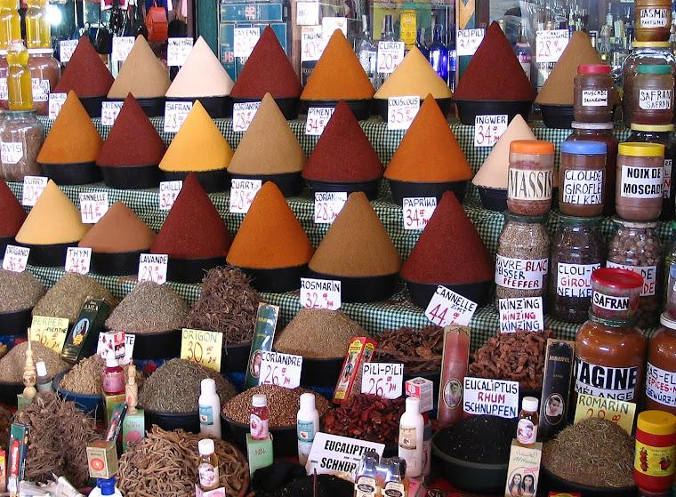 le secret de la cuisine Marocaine