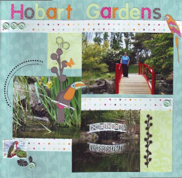Julene by design pina colada in hobart gardens for Garden design hobart