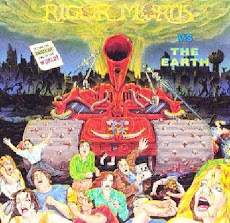 RIGOR MORTIS  -VS the earth 1991