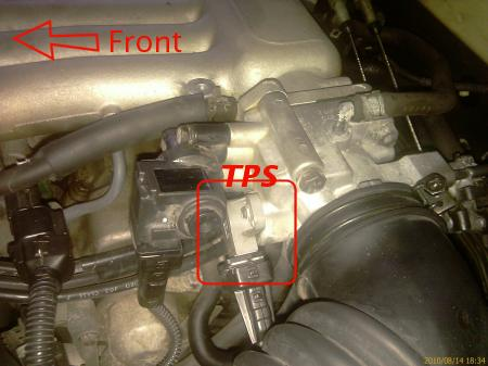 Imag on 2002 Kia Sedona Fuel Filter Location