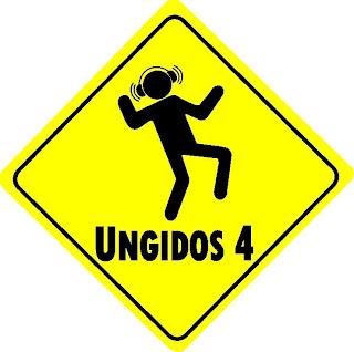 Ungidos 4 - As melhores 2011