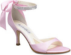 wedding shoes,the pink shoes