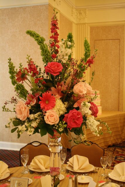 Fresh Flower Wedding Delivery Bouquet