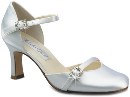 bridal shoes Ivory Bridal Shoes for your Formal Wedding