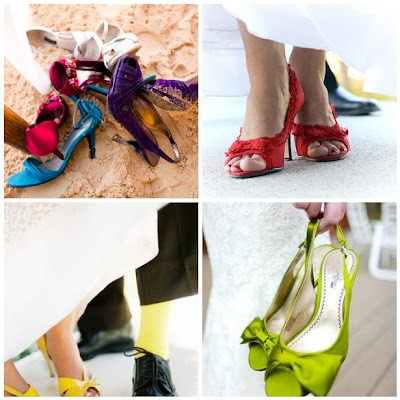 trend bridal shoes