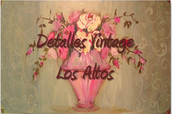 Detalles Vintage Los Altos