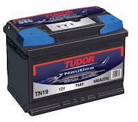 Bateria Tudor Auto