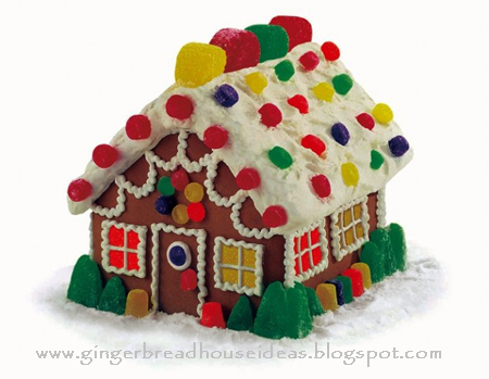 Gingerbread House ideas: Easy gingerbread house recipe