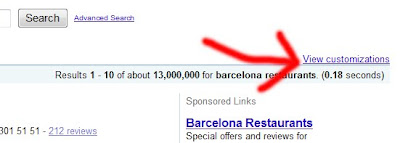 View Customizations - Barcelona SEO Blog