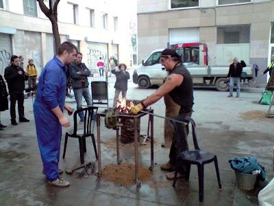 Ironmongers on Barcelona Sights