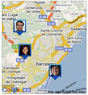 Latitude Map on Barcelona SEO Blog