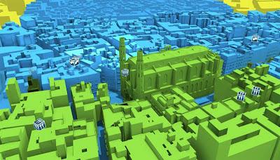 Barcelona Sights - Barcelona 3D