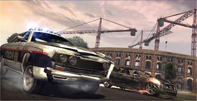 Placa de las Arenas on Wheelman Video Game - Barcelona Sights