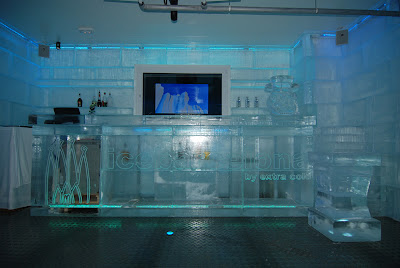 Barcelona Sights - Ice Bar in Barcelona