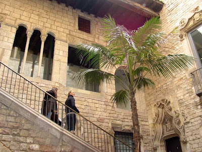 The Picasso Museum - Barcelona sights blog