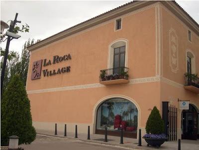 Barcelona sights Blog - La Roca Village