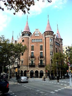Casa de los Pinxos - Barcelona Sights blog