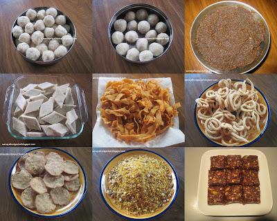 Diwali/ Bhakshanams