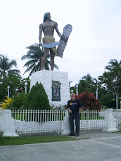 Cebu - Chief Lapu Lapu n yours truly