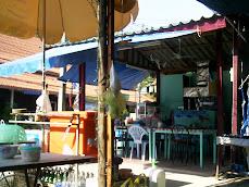 Local eatery at Karon Beach - Phuket - Thailand February 2008