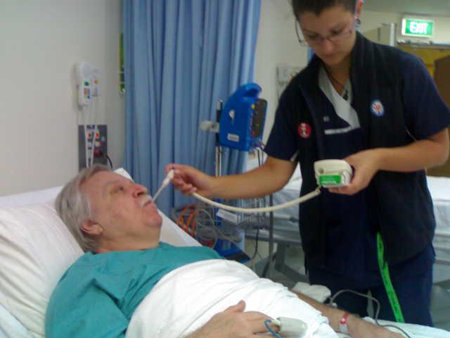 OPERATION DAY AT SIR CHARLES GARDNER HOSPITAL