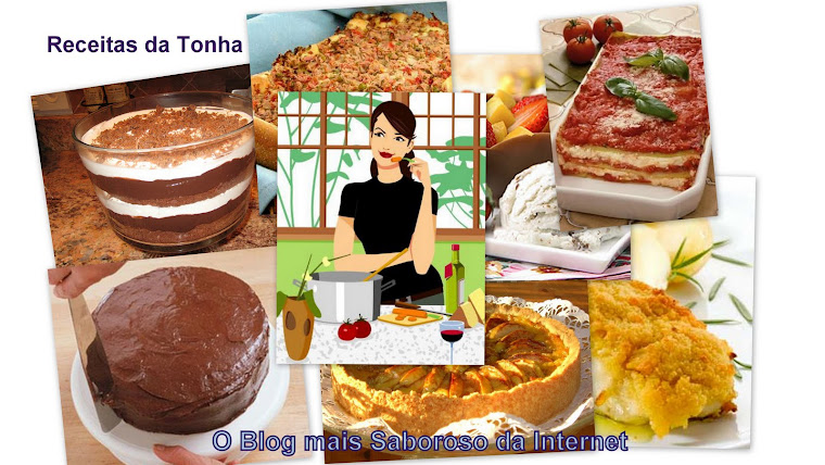 Receitas da Tonha
