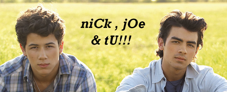 ** whO will i chOOse?? **((jOe , niCk & tU))