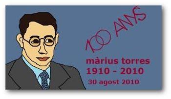 Centenari del naixement de Màrius Torres