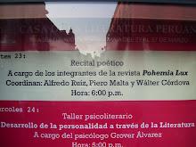 Presentación de Pohemia Lux