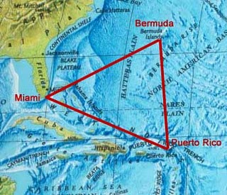 bermuda+triangle2 Teori Baru, Gas Metana Penyebab Banyaknya Kapal Hilang di Bermuda