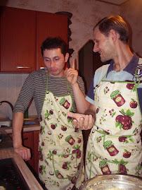 Научись готовить вкусную полезную пищу!