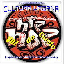 Lançamento do CD Voz do Gueto