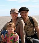 Jamie, Tyler, and Ella Goudie