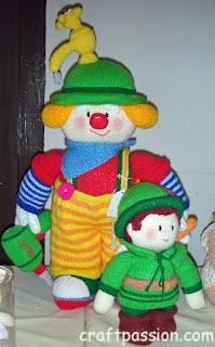 Craft Fair: Knitting Doll