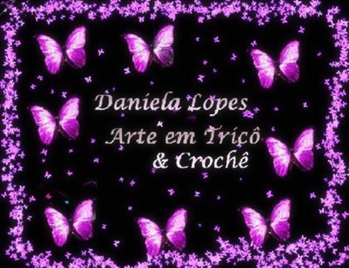 Daniela - Arte em Tricô e Crochê